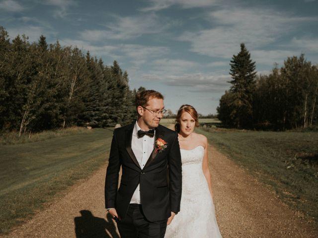 Connor and Ashley's wedding in Edmonton, Alberta 21