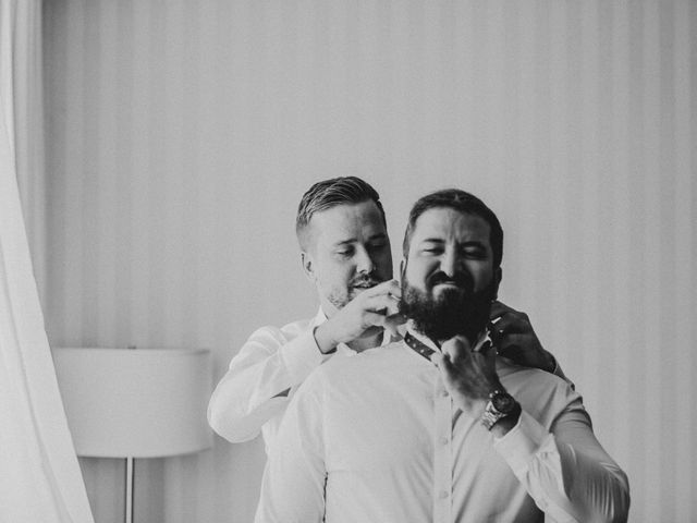 Dan and Taylor's wedding in Cambridge, Ontario 5