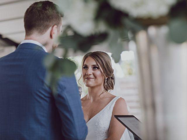 Dan and Taylor's wedding in Cambridge, Ontario 1