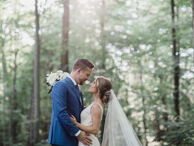 Dan and Taylor's wedding in Cambridge, Ontario 2