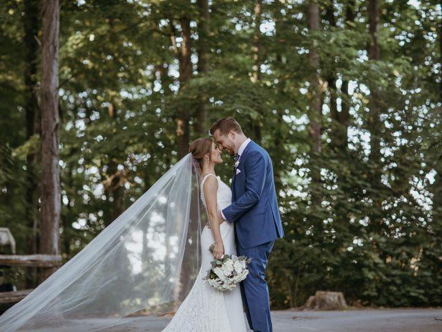 Dan and Taylor's wedding in Cambridge, Ontario 30