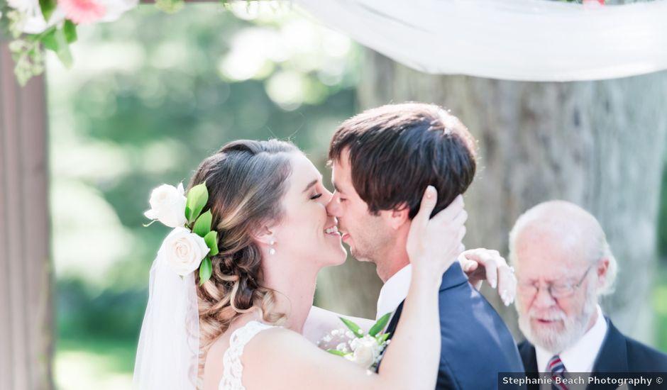 Bergil and Jennifer's wedding in Ottawa, Ontario