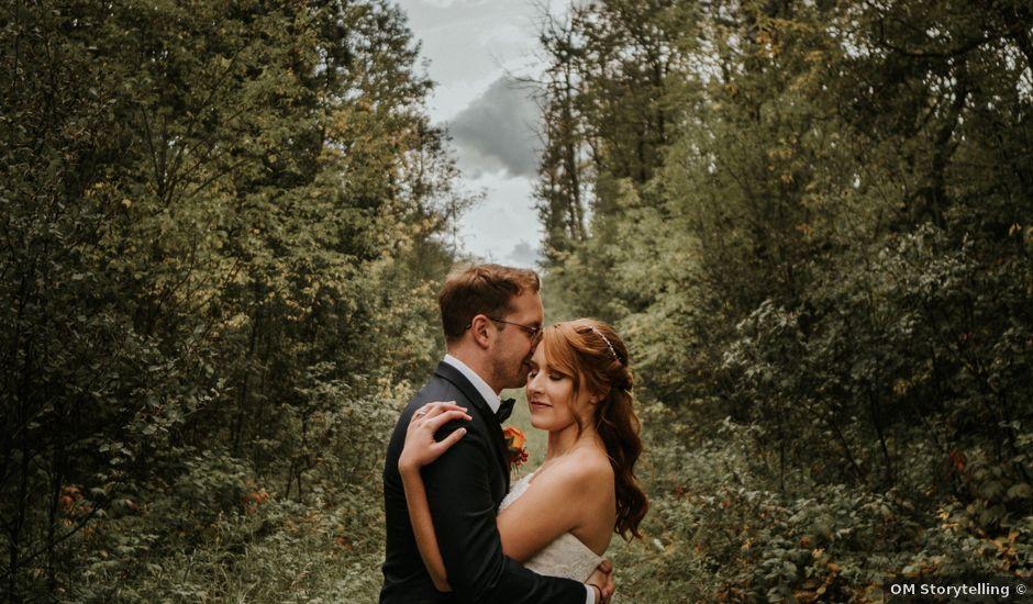 Connor and Ashley's wedding in Edmonton, Alberta
