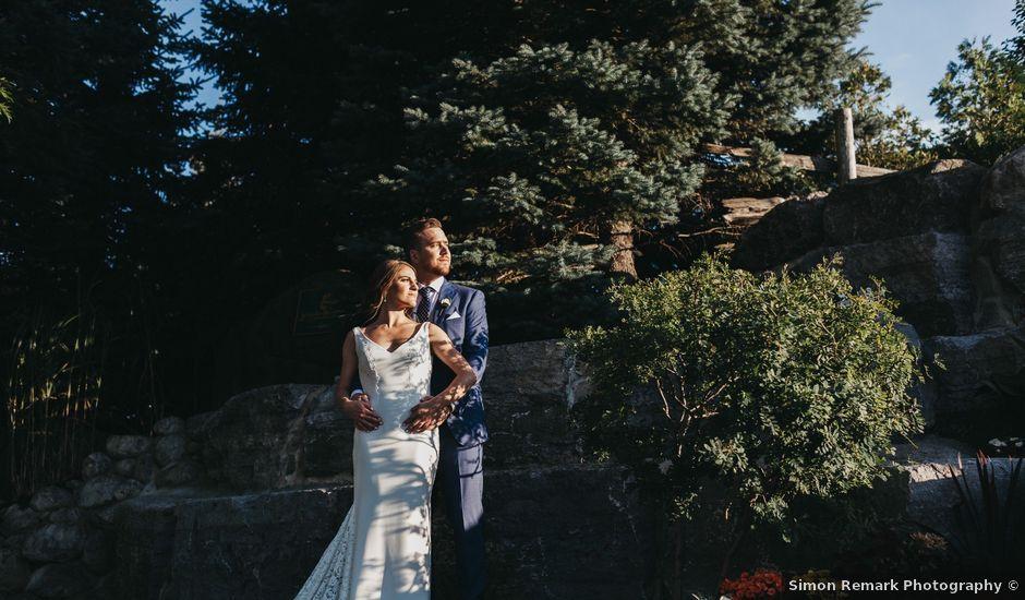 Dan and Taylor's wedding in Cambridge, Ontario