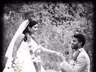 The wedding of Praveena and Lexsan 2