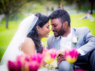 The wedding of Praveena and Lexsan 3
