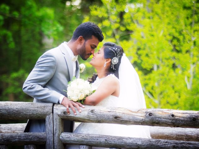 The wedding of Praveena and Lexsan
