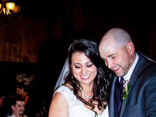 The wedding of Amanda and Mike 1