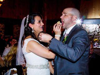 The wedding of Amanda and Mike 2