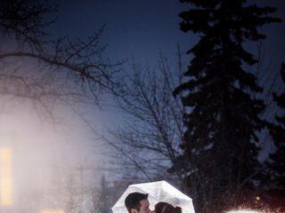 The wedding of Alyssa and Andrew