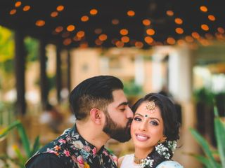 The wedding of Satinder and Daniel 2