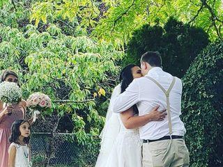 The wedding of Kiera and Erik 1