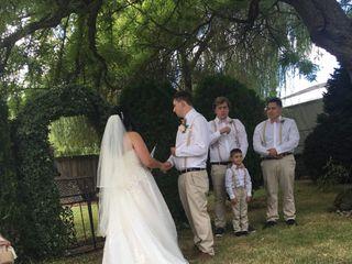 The wedding of Kiera and Erik 3