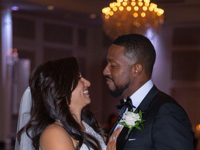 Steve and Israa's wedding in Vaughan, Ontario 2