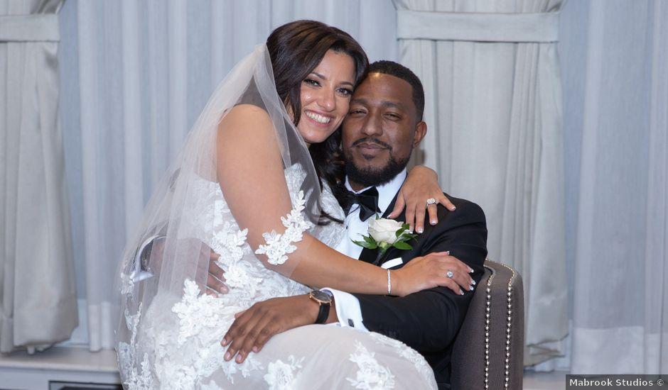 Steve and Israa's wedding in Vaughan, Ontario