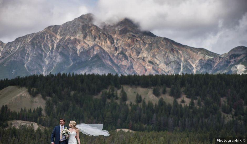 Jeff And Allyson's Wedding In Jasper, Alberta