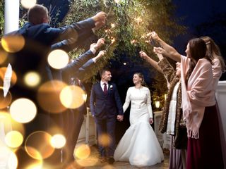 The wedding of Lukas and Maria