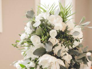 The wedding of Liz and Tris 1