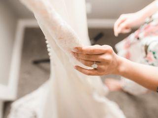 The wedding of Liz and Tris 2