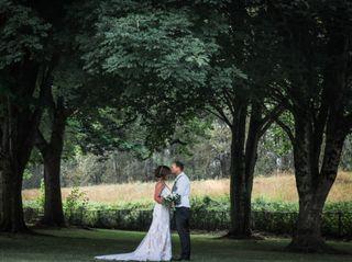 The wedding of Jennifer and Scott
