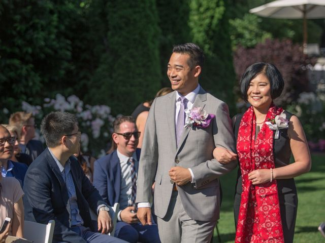 Eric and Natalie's wedding in Vancouver, British Columbia 24