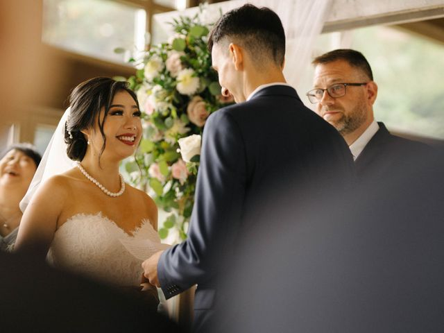 Deb and Ben's wedding in Squamish, British Columbia 17
