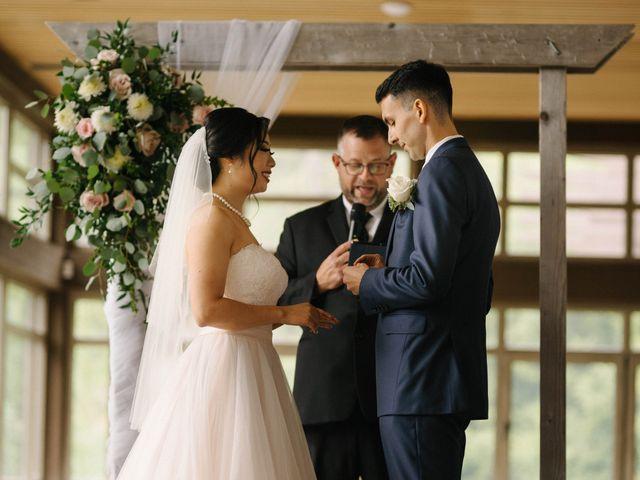 Deb and Ben's wedding in Squamish, British Columbia 18