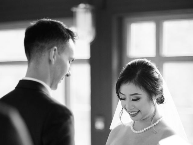 Deb and Ben's wedding in Squamish, British Columbia 19