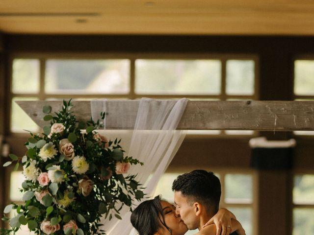 Deb and Ben's wedding in Squamish, British Columbia 21