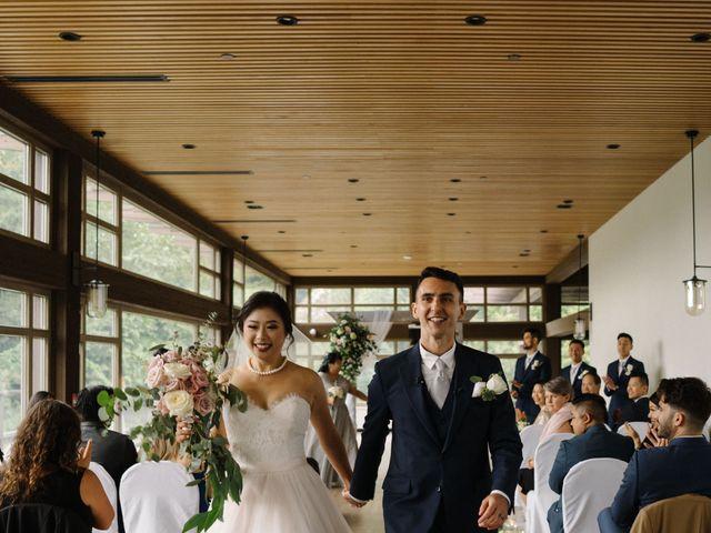 Deb and Ben's wedding in Squamish, British Columbia 22