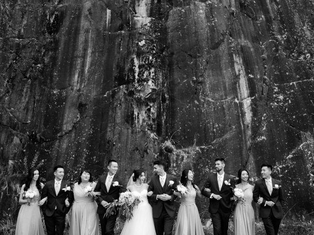 Deb and Ben's wedding in Squamish, British Columbia 24