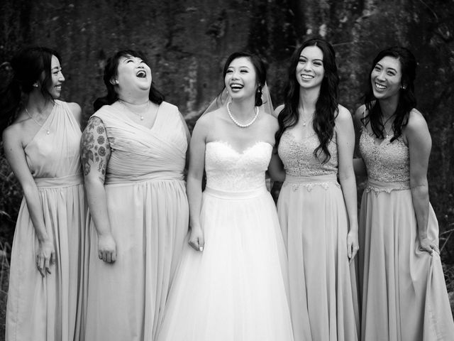 Deb and Ben's wedding in Squamish, British Columbia 25