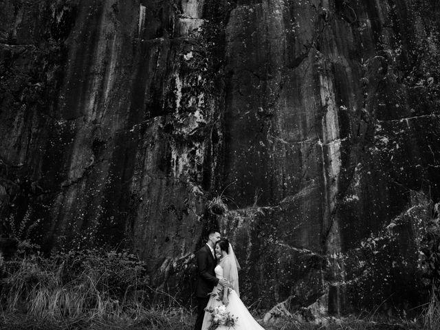 Deb and Ben's wedding in Squamish, British Columbia 27