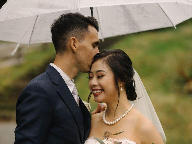 Deb and Ben's wedding in Squamish, British Columbia 28