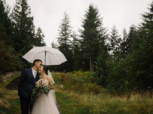 Deb and Ben's wedding in Squamish, British Columbia 29