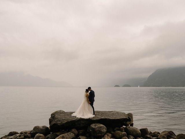 Deb and Ben's wedding in Squamish, British Columbia 30