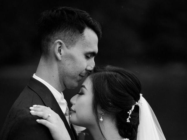 Deb and Ben's wedding in Squamish, British Columbia 31