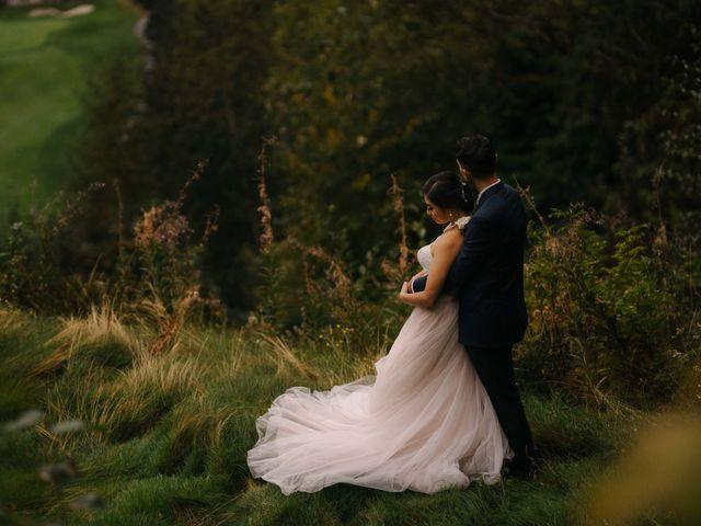 Deb and Ben's wedding in Squamish, British Columbia 32