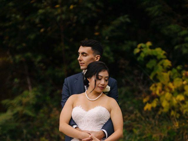 Deb and Ben's wedding in Squamish, British Columbia 33