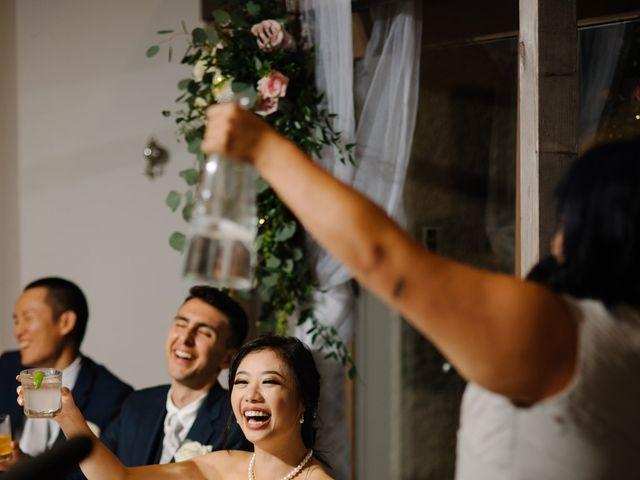 Deb and Ben's wedding in Squamish, British Columbia 34