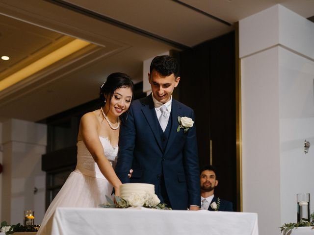 Deb and Ben's wedding in Squamish, British Columbia 2