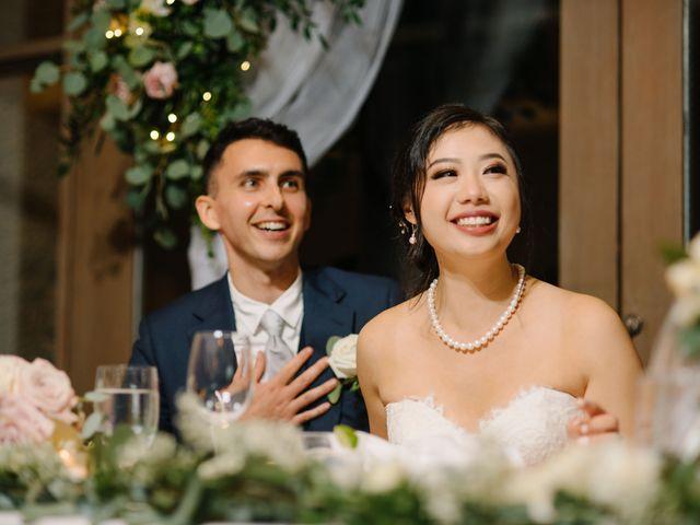Deb and Ben's wedding in Squamish, British Columbia 37