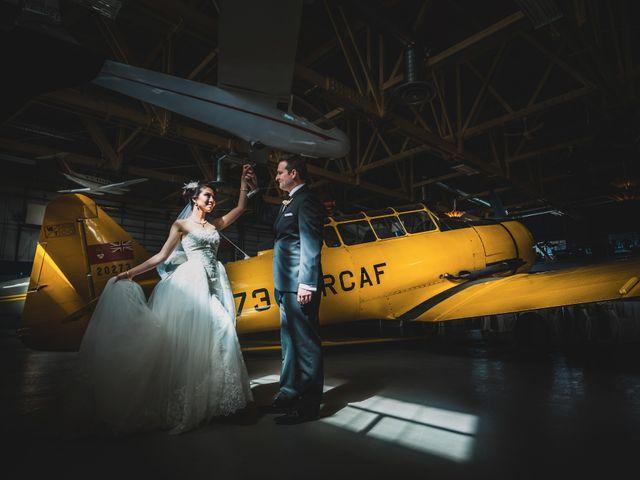 Andrew and Grace's wedding in Calgary, Alberta 10