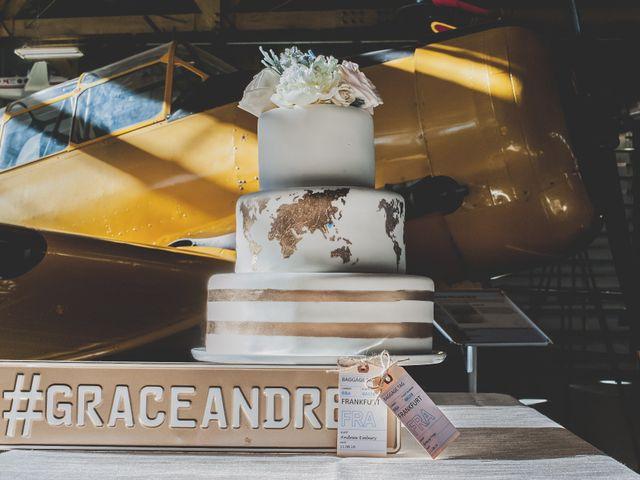 Andrew and Grace's wedding in Calgary, Alberta 14