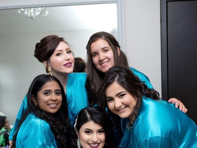 Daniel and Mahtab's wedding in Kettleby, Ontario 9