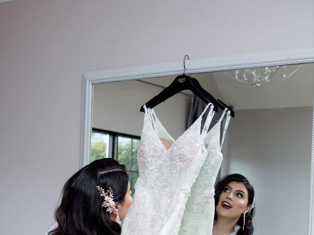 Daniel and Mahtab's wedding in Kettleby, Ontario 10