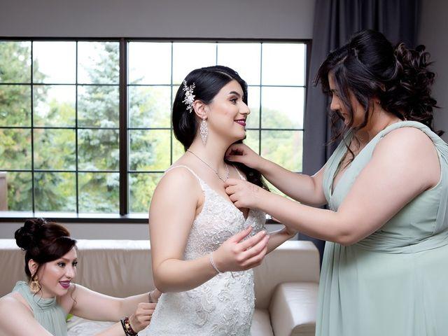 Daniel and Mahtab's wedding in Kettleby, Ontario 12
