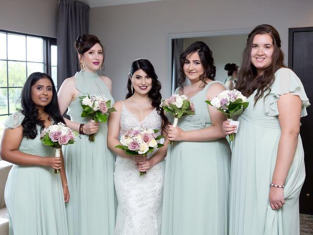 Daniel and Mahtab's wedding in Kettleby, Ontario 15