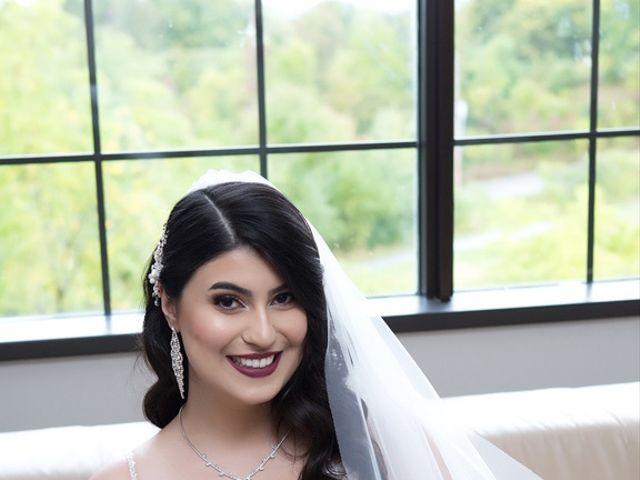Daniel and Mahtab's wedding in Kettleby, Ontario 17