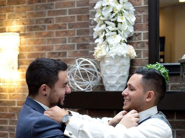 Daniel and Mahtab's wedding in Kettleby, Ontario 20